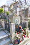 Τάφος του Frederic Chopin στοκ φωτογραφία