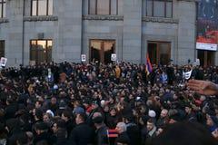Την 1η Μαρτίου της Αρμενίας στοκ φωτογραφίες με δικαίωμα ελεύθερης χρήσης