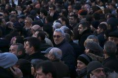 Την 1η Μαρτίου της Αρμενίας στοκ εικόνα με δικαίωμα ελεύθερης χρήσης