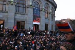 Την 1η Μαρτίου της Αρμενίας στοκ εικόνες