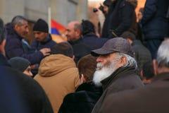 Την 1η Μαρτίου της Αρμενίας στοκ εικόνα