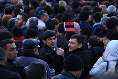 Την 1η Μαρτίου της Αρμενίας στοκ φωτογραφία