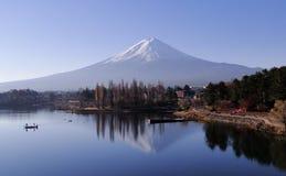 Τοποθετήστε το Φούτζι - ένας εικονικός της Ιαπωνίας στοκ φωτογραφία