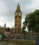 Το παλάτι του Γουέστμινστερ - το Κοινοβούλιο του ενωμένου βασίλειου Big Ben στοκ εικόνες με δικαίωμα ελεύθερης χρήσης
