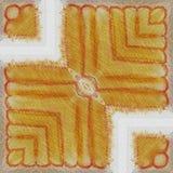 Το πορτοκαλί υπόβαθρο στεγών διανυσματική απεικόνιση