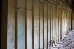 Το Angkor Wat είναι ένας ναός σύνθετος σε Siem συγκεντρώνει, Καμπότζη στοκ εικόνες