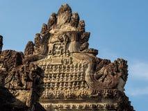 Το Angkor Wat είναι ένας ναός σύνθετος σε Siem συγκεντρώνει, Καμπότζη στοκ εικόνα
