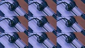 τρισδιάστατη εργασία εκτυπωτών Λιωμένη διαμόρφωση απόθεσης, FDM φιλμ μικρού μήκους