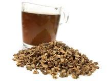 Τσάι Rampion - υγιής διατροφή στοκ εικόνες με δικαίωμα ελεύθερης χρήσης