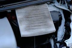 Φίλτρο αέρα αυτοκινήτων στοκ εικόνα με δικαίωμα ελεύθερης χρήσης