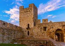 Φρούριο Kalemegdan Beograd - Σερβία στοκ εικόνες με δικαίωμα ελεύθερης χρήσης