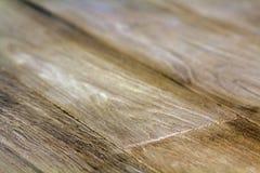 Φυσικοί ανοικτό καφέ ξύλινοι πίνακες πατωμάτων παρκέ Ηλιόλουστη μαλακή κίτρινη σύσταση, διαστημικό υπόβαθρο προοπτικής αντιγράφων στοκ φωτογραφίες