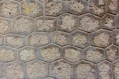 Φυσικό σκηνικό πετρών πλακών στοκ εικόνα