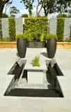 Χαμηλός κήπος συντήρησης στοκ εικόνα με δικαίωμα ελεύθερης χρήσης