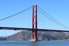Χρυσή γέφυρα πυλών, Σαν Φρανσίσκο, ασβέστιο στοκ φωτογραφία με δικαίωμα ελεύθερης χρήσης