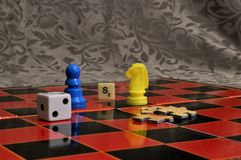 Παιχνίδια μυαλού στοκ φωτογραφία με δικαίωμα ελεύθερης χρήσης