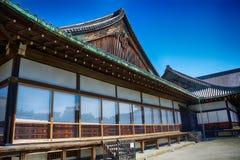 Παλάτι Nijo, Κιότο, Ιαπωνία στοκ φωτογραφία με δικαίωμα ελεύθερης χρήσης