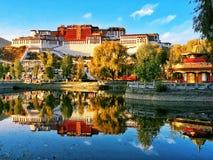 Παλάτι Potala στοκ εικόνες με δικαίωμα ελεύθερης χρήσης