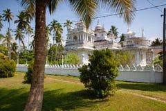 Παλαιός βουδιστικός ναός σύνθετος στοκ φωτογραφίες με δικαίωμα ελεύθερης χρήσης