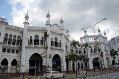 παλαιός σιδηροδρομικός σταθμός της Κουάλα Λουμπούρ Μαλαισία στοκ εικόνες