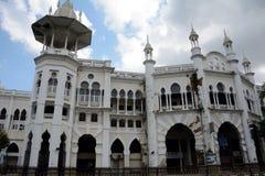 παλαιός σιδηροδρομικός σταθμός της Κουάλα Λουμπούρ Μαλαισία στοκ εικόνα με δικαίωμα ελεύθερης χρήσης