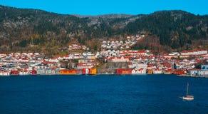 Πανόραμα Tromson Nordkapp στοκ φωτογραφία με δικαίωμα ελεύθερης χρήσης