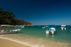 Παραλία Mismaloya σε Jalisco Μεξικό στοκ εικόνες