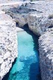 Παραλία Papafragas, νησί της Μήλου, Ελλάδα στοκ φωτογραφίες