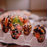 Παραδοσιακά αυγά Πάσχας στοκ φωτογραφία με δικαίωμα ελεύθερης χρήσης