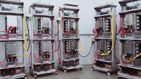 Πεδία δοκιμών στο εργαστήριο για την παραγωγή των βασισμένων σε μικροεπεξεργαστή συσκευών προστασίας και αυτοματοποίησης φιλμ μικρού μήκους