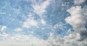 Πετώντας στα σύννεφα, μετακίνηση καμερών μέσω των σύννεφων, χρονικό σφάλμα ελεύθερη απεικόνιση δικαιώματος