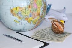 Προγραμματισμός ενός ταξιδιού σε όλο τον κόσμο Στις διακοπές με ολόκληρη την οικογένεια