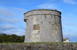 Πύργος Skerries Martello στοκ φωτογραφίες