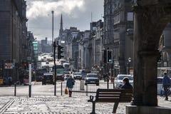 Πόλη του Αμπερντήν, Σκωτία, UK στοκ φωτογραφίες με δικαίωμα ελεύθερης χρήσης