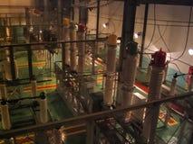 Πυρηνικός σταθμός Bilibino, σταθμός παραγωγής ηλεκτρικού ρεύματος κοντά στην πόλη Bilibino σε Chukotka στοκ εικόνες με δικαίωμα ελεύθερης χρήσης