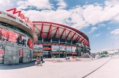 "ï"" ¿ am 25. Juni 2018, Lissabon, Portugal - Estadio DA Luz, das Stadion für Sport Lissabon e Benfica Stockbilder"