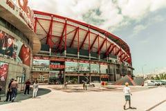 "ï"" ¿ am 25. Juni 2018, Lissabon, Portugal - Estadio DA Luz, das Stadion für Sport Lissabon e Benfica Lizenzfreie Stockbilder"