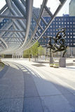 ï ¿ ½芭蕾Olympiaï由保罗Manship的¿ ½在中心一的Peachtree,亚特兰大,乔治亚 库存图片