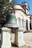 Τhe Church of Saint John the Russian (Agios Ioannis O Rossos ) Royalty Free Stock Images