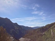  ¤ï¸  Mountainsâ Стоковая Фотография RF