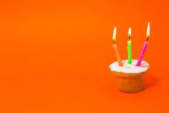Ð¡ake for a birthday Stock Photos
