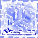 Сard organization Stock Image