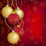 Сhristmas background Stock Images