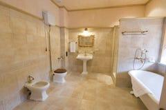 Сomfortable bathroom Royalty Free Stock Photography