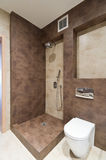 Сomfortable bathroom Stock Images