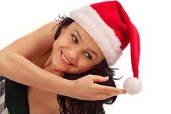 Сoquette Santa Stock Image