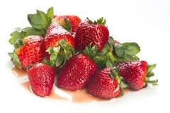 Ð«trawberries Stock Photography