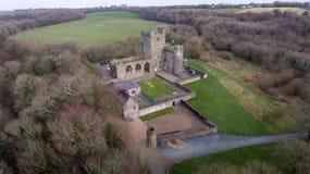 аббатство tintern графство Wexford Ирландия стоковая фотография