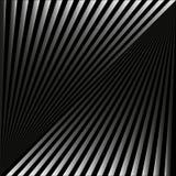 Абстрактная предпосылка в форме серых лучей и нашивок на черноте бесплатная иллюстрация