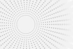 Абстрактная предпосылка с геометрической текстурой Градиент полутонового изображения серый для художественного произведения предс иллюстрация вектора